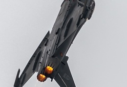 Spanish Eurofighter Display