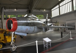 2010-06-13 14-02-57- original - LW Museum Gatow - Republic F-84 Thunderstreak