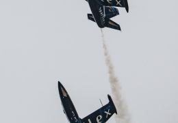 Patrouille Sparflex - New Team on L-39 Albatros